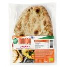 Omundo Naanbrood knoflook / koriander 240 gram