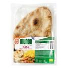 Omundo Naanbrood naturel 240 gram