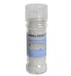 Esspo Wereldzout Himalayazout wit molen hervulbaar 105 gram |