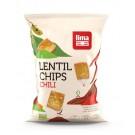 Lima Lentil linzen chips chilli 90 gram