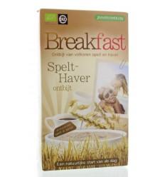 Joannusmolen Breakfast spelt haver 300 gram | € 2.48 | Superfoodstore.nl
