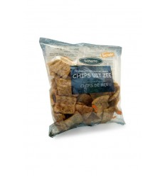Your Well Chips uit zee gerookte paprika 75 gram | € 2.48 | Superfoodstore.nl