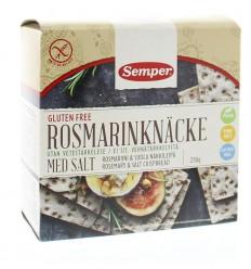 Crackers Semper Knackebrod rozemarijn zout 230 gram kopen