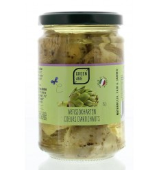 Greenage Artisjokharten 280 gram | Superfoodstore.nl