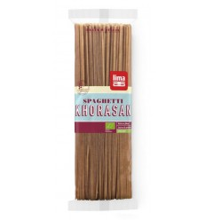 Lima Khorasan spaghetti 500 gram | € 3.52 | Superfoodstore.nl
