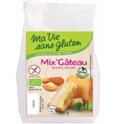 Ma Vie Sans Quartre quart cakemix 300 gram | Superfoodstore.nl