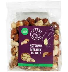 Your Organic Nature Gemengde noten 200 gram | Superfoodstore.nl