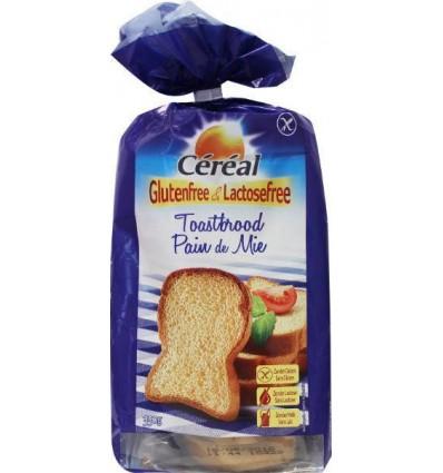 Cereal Brood toast glutenvrij 350 gram kopen