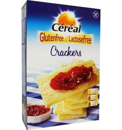 Cereal Crackers glutenvrij 250 gram kopen
