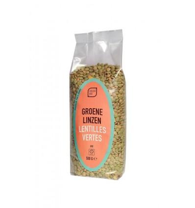 Peulvruchten Greenage Groene linzen 500 gram kopen