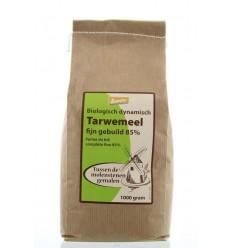 Hermus Tarwemeel fijn 85% Demeter 1 kg | Superfoodstore.nl