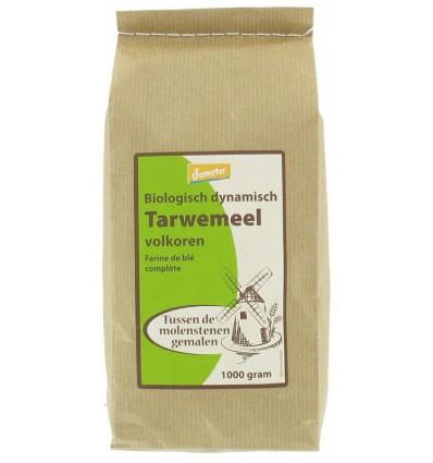 Hermus Tarwemeel volkoren Demeter 1 kg | Superfoodstore.nl