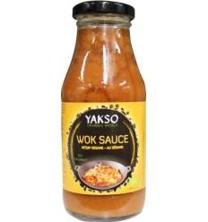 Yakso Woksaus sweet soy 240 ml | € 1.79 | Superfoodstore.nl