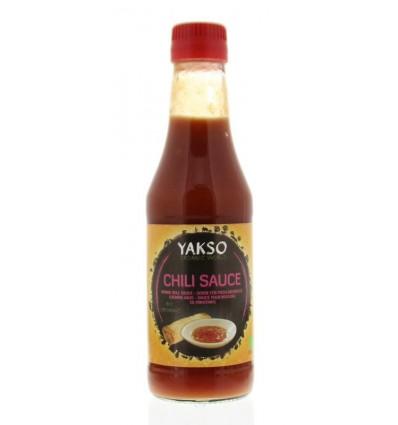 Yakso Loempia chili saus 240 ml | Superfoodstore.nl