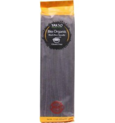 Oosterse specialiteiten Yakso Rice noodle zwart 220 gram kopen