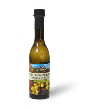 Azijn Bioidea Balsamico bianco 250 ml kopen