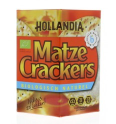 Hollandia Matzes Matze cracker naturel 100 gram |