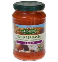 Bioidea Pastasaus napoli 340 gram | Superfoodstore.nl