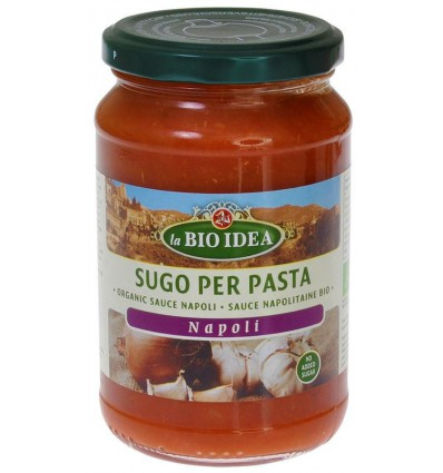 Bioidea Pastasaus napoli 340 gram kopen