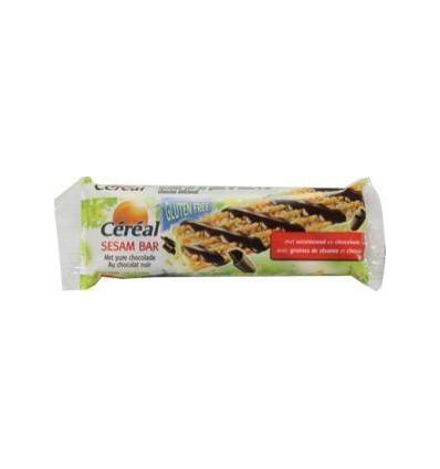 Cereal Sesambar chocolade 33 gram kopen