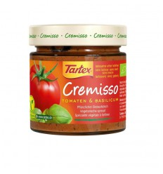 Hartig beleg Tartex Cremisso tomaat basilicum 180 gram kopen