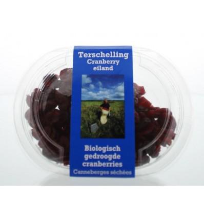 Terschellinger Cranberry gedroogd 100 gram
