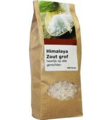 Verillis Himalaya grof zout 400 gram | € 4.96 | Superfoodstore.nl