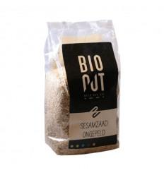 Bionut Sesamzaad ongepeld eko 500 gram | Superfoodstore.nl