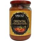 Yakso Oriental wok sauce 350 gram