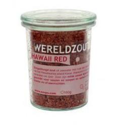 Zout Esspo Wereldzout Hawaii Red glas 160 gram kopen
