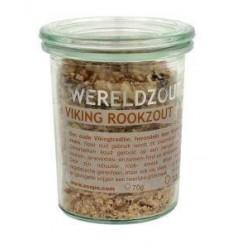 Zout Esspo Wereldzout Viking Rookzout glas 70 gram kopen