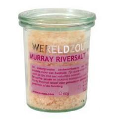 Kruiden & Specerijen Esspo Wereldzout Murray River Salt glas 60