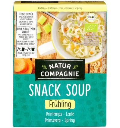 Natur Compagnie 1 Kop soep lente 2 stuks | Superfoodstore.nl