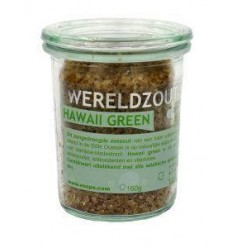 Zout Esspo Wereldzout Hawaii Green glas 160 gram kopen