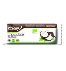 Organic Food Bar Bar chocolade kokosnoot 50 gram |