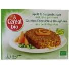 Cereal Spelt & bulgur burger met fijne groenten 200 gram
