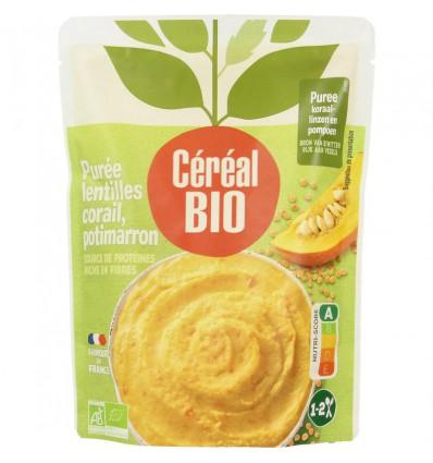 Cereal Puree linzen pompoen 250 gram | Superfoodstore.nl