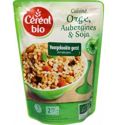 Cereal Stoofpotje van gierst aubergines en soja 250 gram | € 3.40 | Superfoodstore.nl