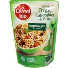 Cereal Stoofpotje van gierst aubergines en soja 250 gram