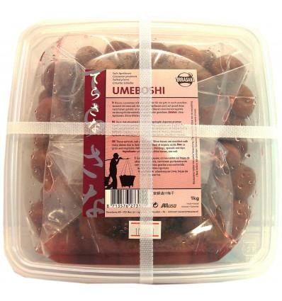 Natuurvoeding Muso Umeboshi grootverpakking 1 kg kopen
