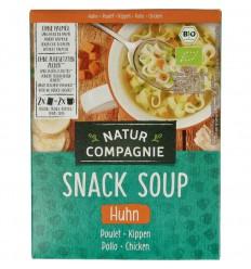 Natur Compagnie Instant soup kip 34 gram | Superfoodstore.nl