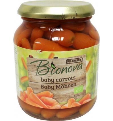 Natuurvoeding Bionova Baby worteltjes 340 gram kopen