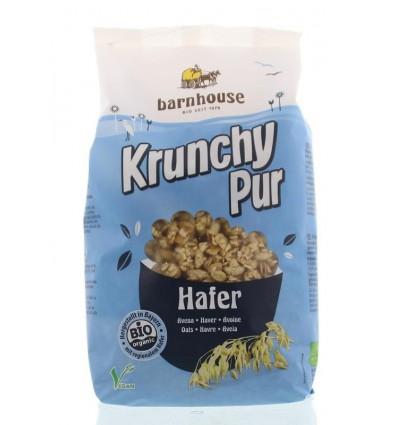 Barnhouse Krunchy pur haver suikervrij 375 gram