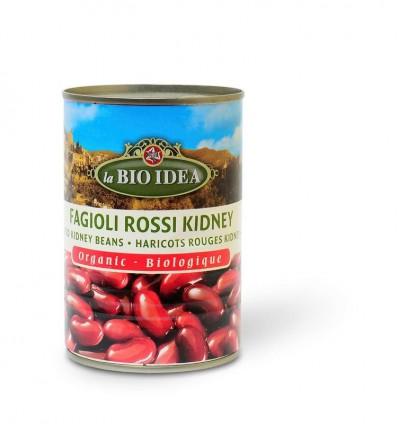 Bioidea Rode kidneybonen 400 gram | Superfoodstore.nl