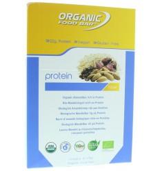 Organic Food Bar Bar protein original 75 gram 12 stuks |
