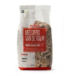 De Halm Havermuesli 750 gram | Superfoodstore.nl