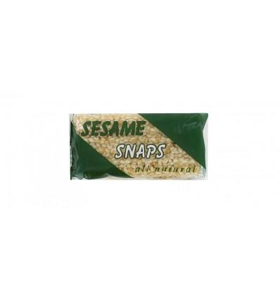 All Naturals Sesamsnaps 35 gram | Superfoodstore.nl
