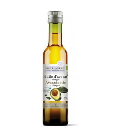 Plantaardige olie Bio Planete Avocado olie vierge 250 ml kopen
