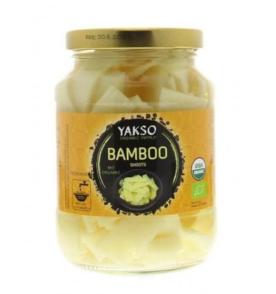 Yakso Bamboescheuten 180 gram
