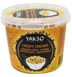 Yakso Gebakken uitjes 100 gram | € 1.52 | Superfoodstore.nl